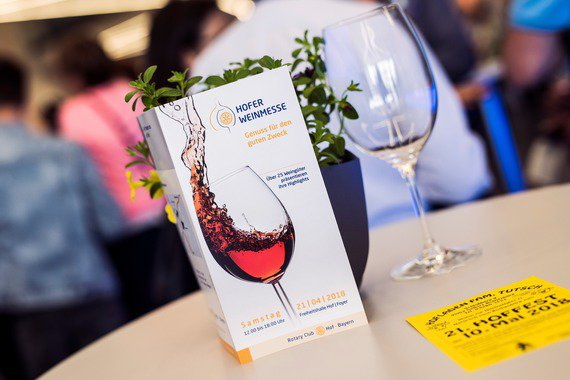 2. Hofer Weinmesse  09.02.2019