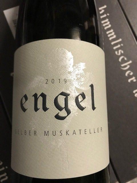Erste 2019 Weine gefüllt