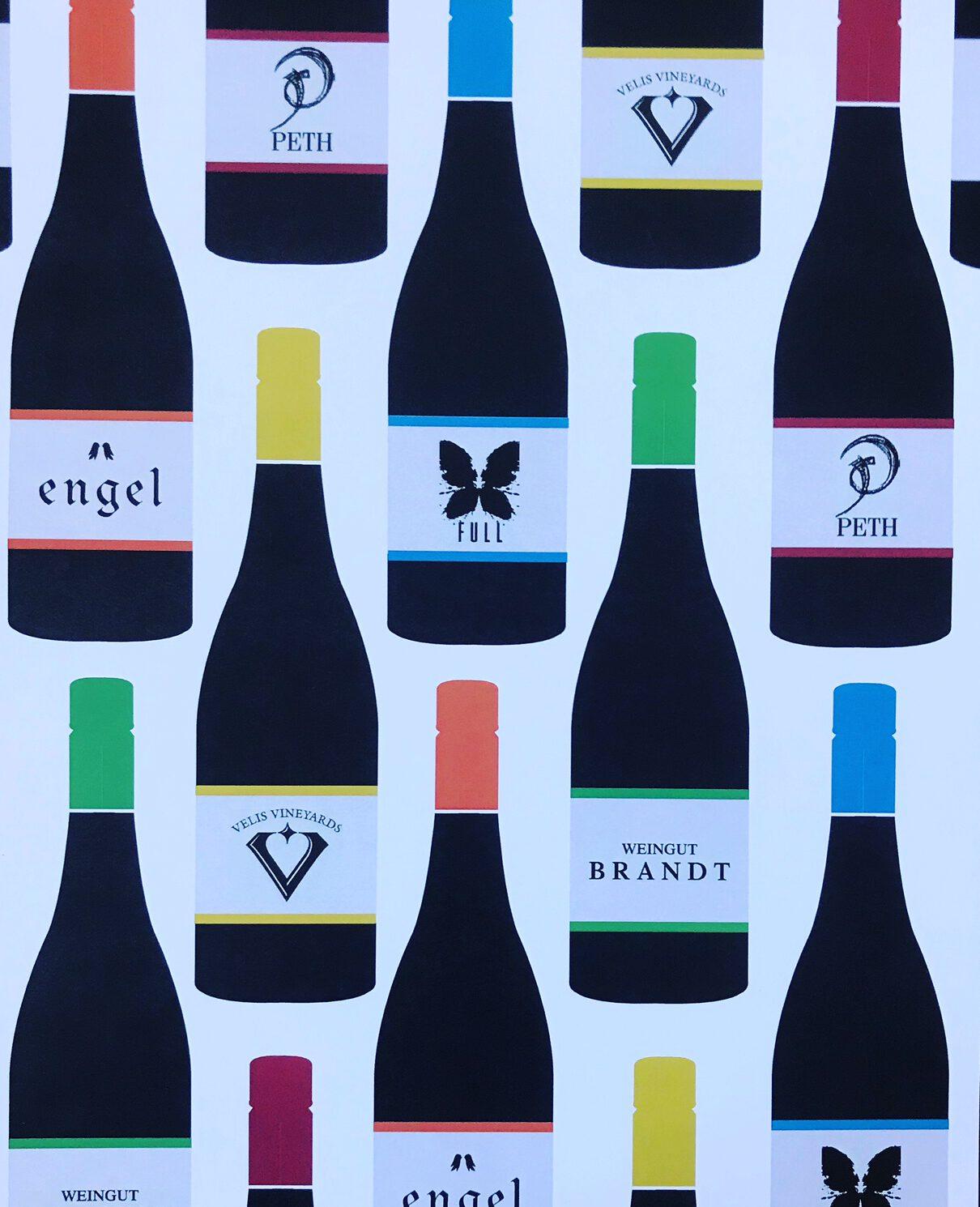 Der-Wein-Engel lädt Freunde ein
